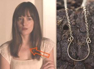 fifty-shades-anastasia-anna-gold-horsehoe-necklace-dakota-johnson