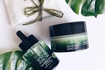 sevens skincare trattamento viso