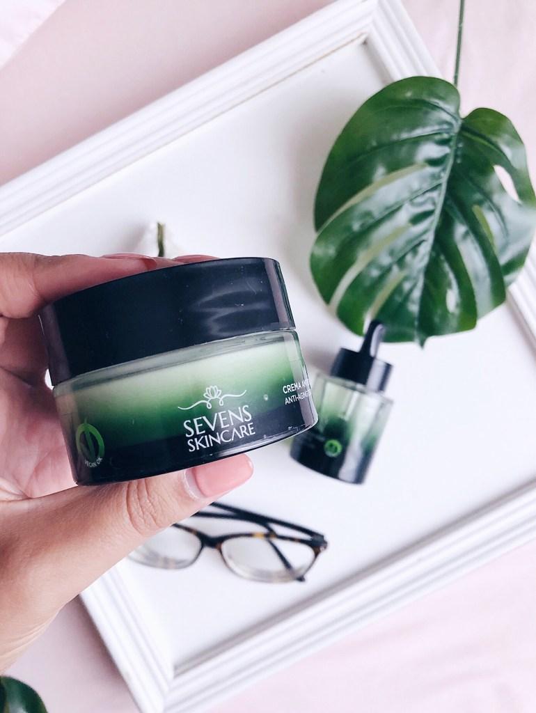 sevens skincare crema viso anti-età