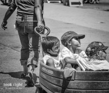 Look Right, BW