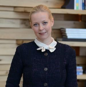 Marie Louise Kirk, Goldman Sachs
