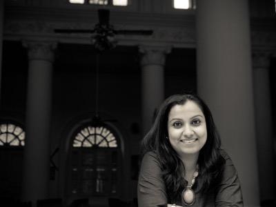 Kavita Joseph featured