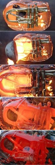 28-trumpet-in-hot-glass