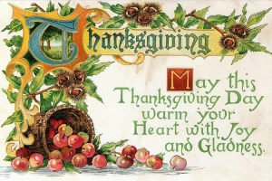 May this Thanksgiving warm your heart with joy and gladness