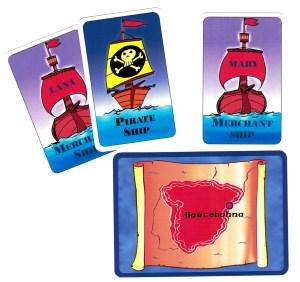 Bohnanza: Pirates - player set