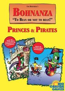 Bohnanza: Princes & Pirates