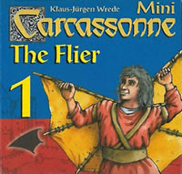 Carcassonne Mini 1: The Flier