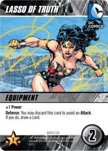 Lasso of Truth Equipment card