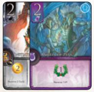 Elysium- 2-card Level 2 Legend
