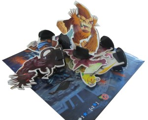King Of Tokyo - A King-of-the-Hill Dice Game