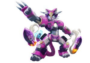 King Of Tokyo 2016 Cyber Kitty