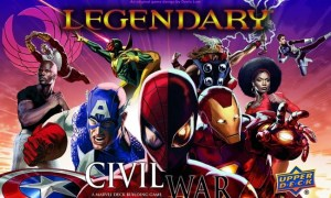 Legendary DBG: Civil War