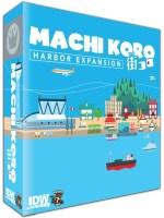 Machi Koro: The Harbor