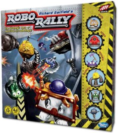 Robo Rally 2016