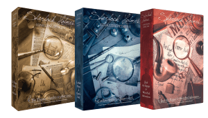 Sherlock Holmes: Consulting Detective games