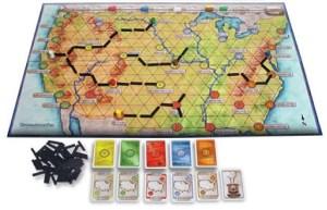 TransAmerica - board & bits