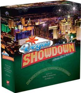 Vegas Showdown - A Classic Bidding Game of Casino Building