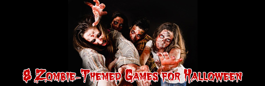 8 Zombie-Themed Games for Halloween