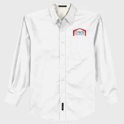 PA Easy Care Shirt White