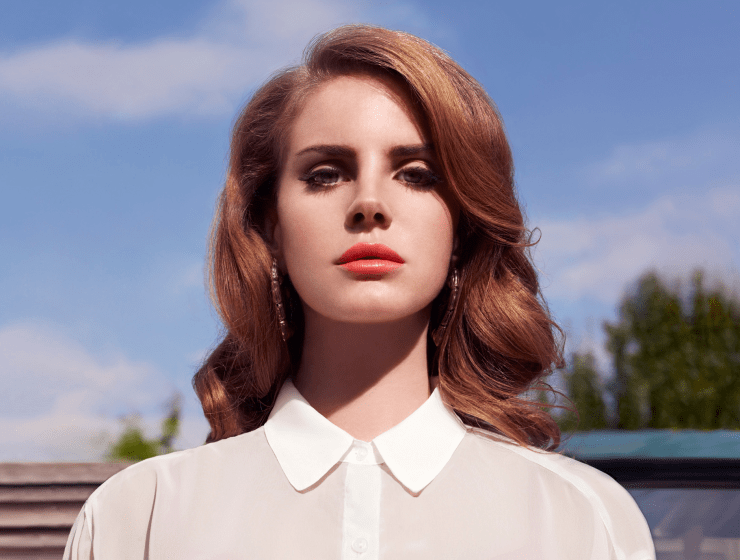 Lana Del Rey Born To Die 2012
