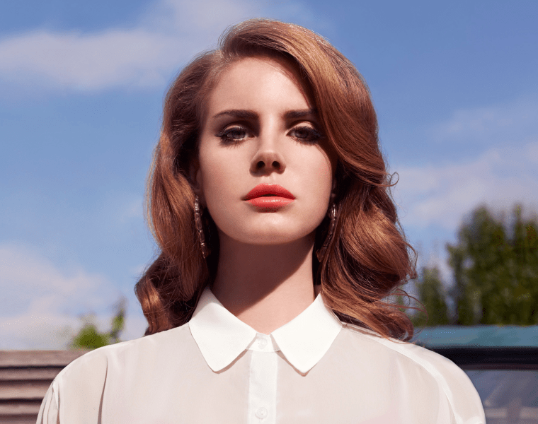 Lana Del Rey Born To Die 2012 The Glitter and Gold