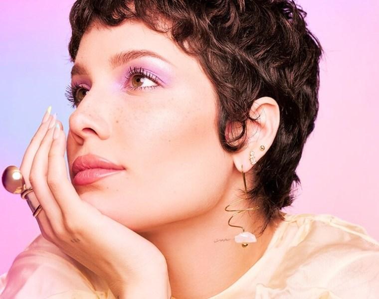 Halsey Ipsy Promotional image