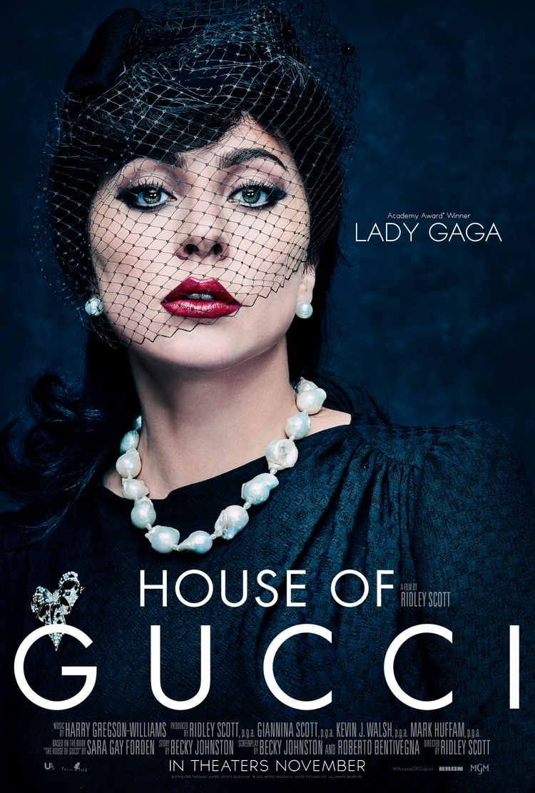 Lady Gaga as Patrizia in upcoming film 'House of Gucci'