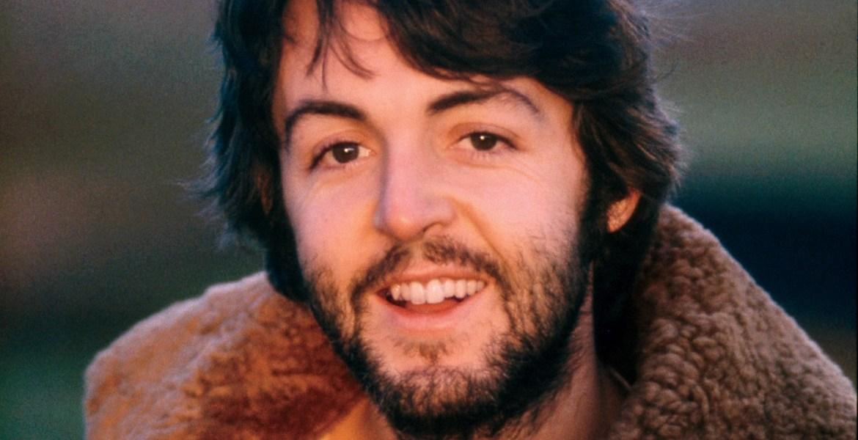 Paul McCartney McCartney Cover 1970 The Glitter and Gold
