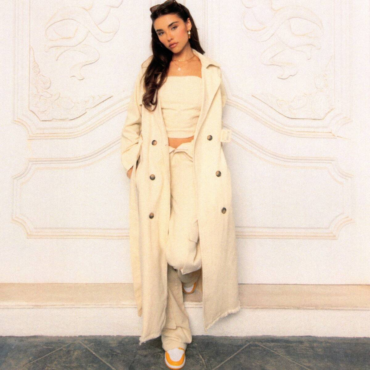 Madison Beer Boohoo 2021 The Glitter and Gold 'Sustainable fashion is at a turning point. This is what you can do to help'