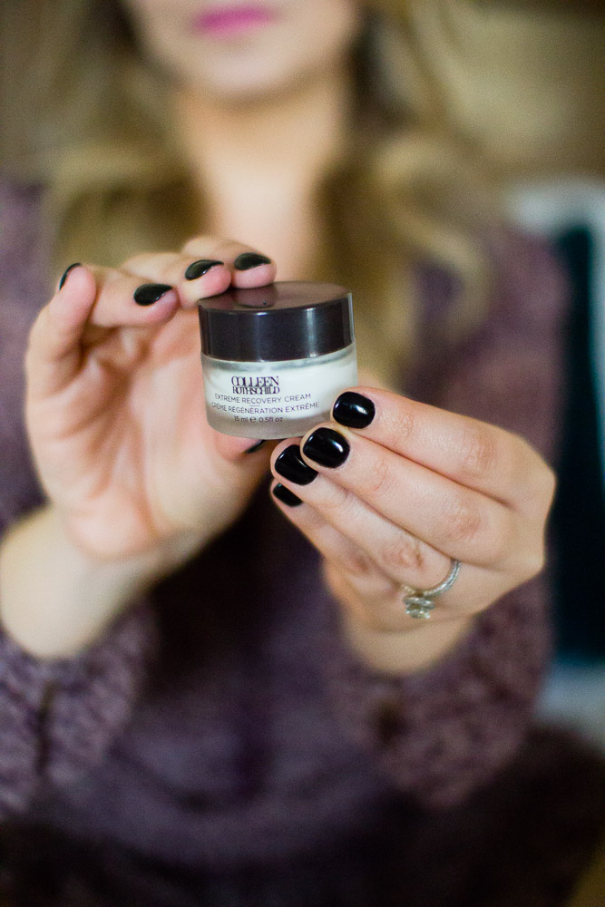 The Glitter Gospel Blog shares the amazing skin care line from Colleen Rothschild that will change your skin. Colleen Rothschild, Skincare, Beauty Routine, Rebecca Minkoff Dress - Colleen Rothschild: The Ultimate Skincare Routine by Tennessee style blogger The Glitter Gospel