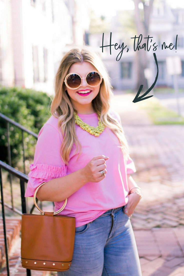 Lacey Anne Douthat of The Glitter Gospel Blog. Tennessee blogger, East Tennessee, Knoxville, Fashion Blogger, Lifestyle Blogger, Beauty Blogger.