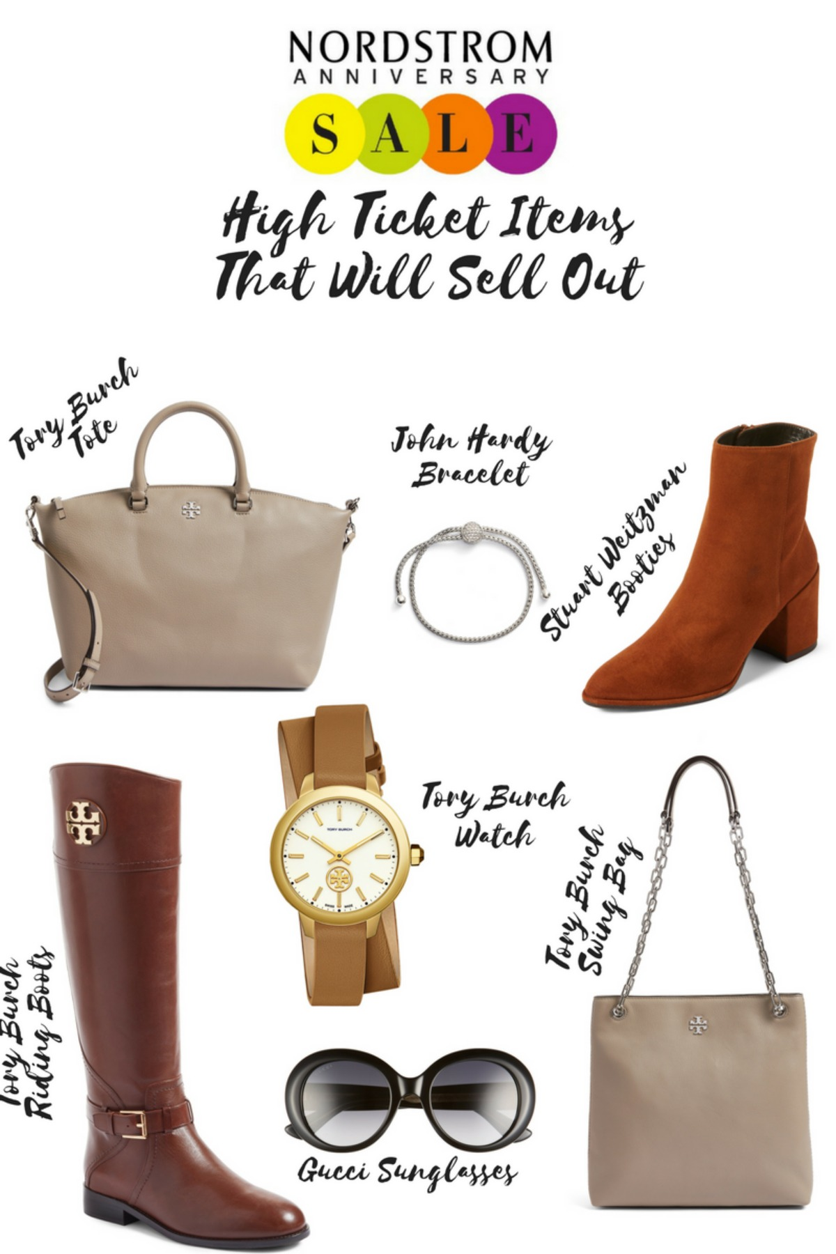 My Nordstrom Anniversary Sale Early Access Must Have List