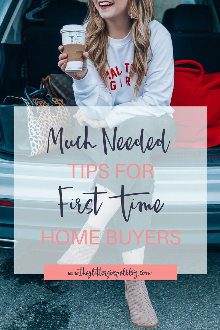 Tips for your next move, first time homebuyer, the glitter gospel, tennessee blogger, suburban riot, vera bradley weekender, madewell cali, clare vivier sandrine