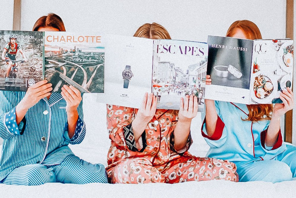 The Ultimate Guide to a Girls Weekend in Charlotte, NC with The Glitter Gospel. Tips and tricks for the best girls weekend including The Omni Downtown Charlotte, Tour de Food, Tupelo Honey, A Comedy Tour, Blowouts and Manis with The Daily Details Beauty Bar, and much more!.
