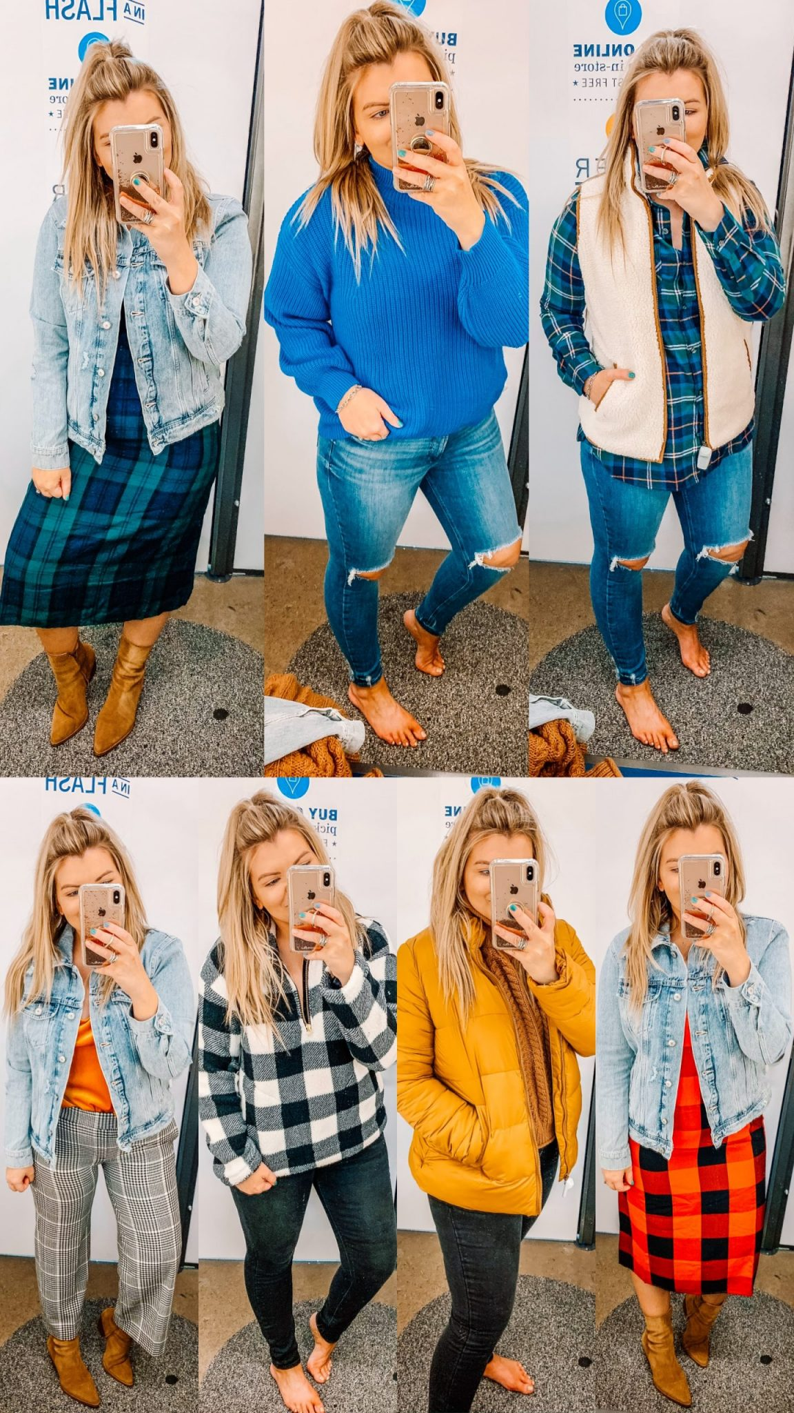 The Best of the Best Cyber Week Deals You Should be Shopping | Shopping | The Glitter Gospel, aerie, american eagle, old navy, athleta, francesca's, loft, H&M, express, spoiled rotten boutique, sweaters, christmas gifts, christmas shopping