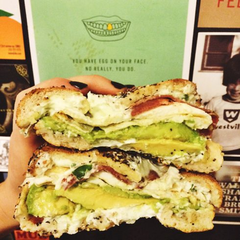 Carly's Guide To The Best NYC Bagels 1