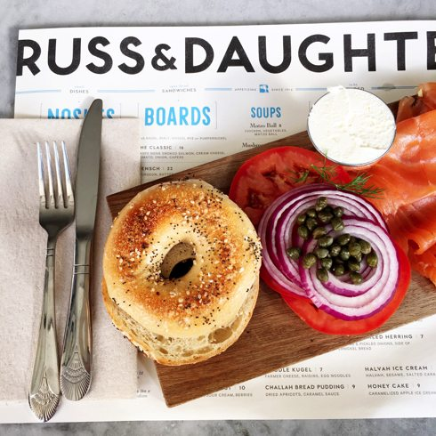 Carly's Guide To The Best NYC Bagels 4