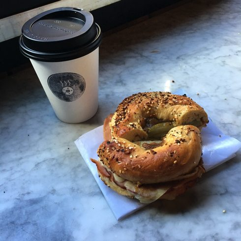 Carly's Guide To The Best NYC Bagels 5
