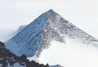 Ancient Pyramids Found in Antarctica?