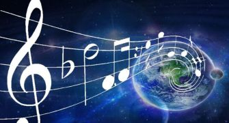 Our Universe is Made of and Governed by Music