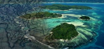 Sunken Continent Discovered at the bottom of the Indian Ocean