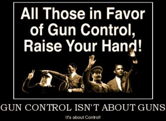 The true history of gun control – Timeline