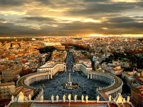 vatican empire