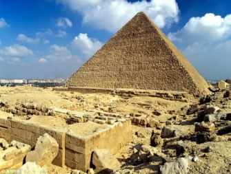 The Secrets of The Pyramids