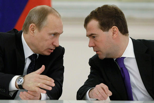 """Russian Leader Warns, """"Get All Money Out Of Western Banks Now"""