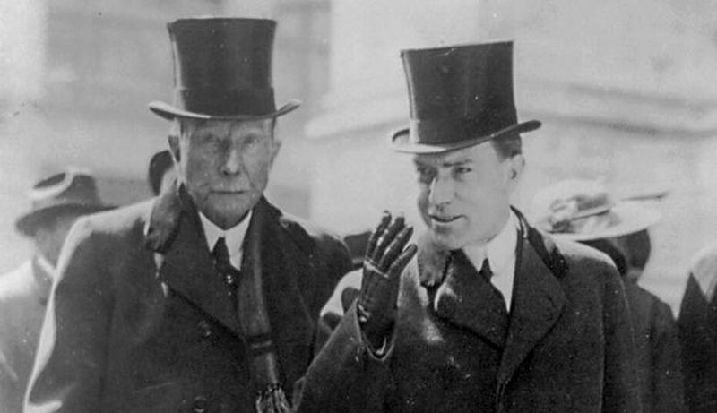The-Rockefellers