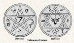 Star of David is Seal of Saturn