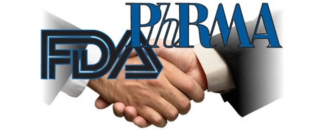 FDA-and-Big-Pharma-Shake-Hands