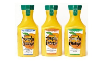 Coca-Cola's 'Simply Orange' Juice Is Anything But