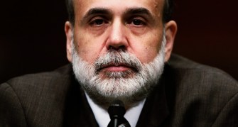 Ben Bernanke Joins Globalist Think Tank